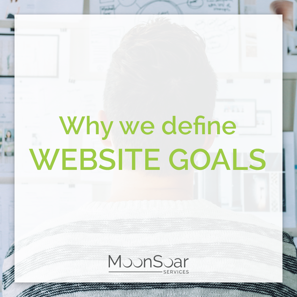 Why We Define Website Goals
