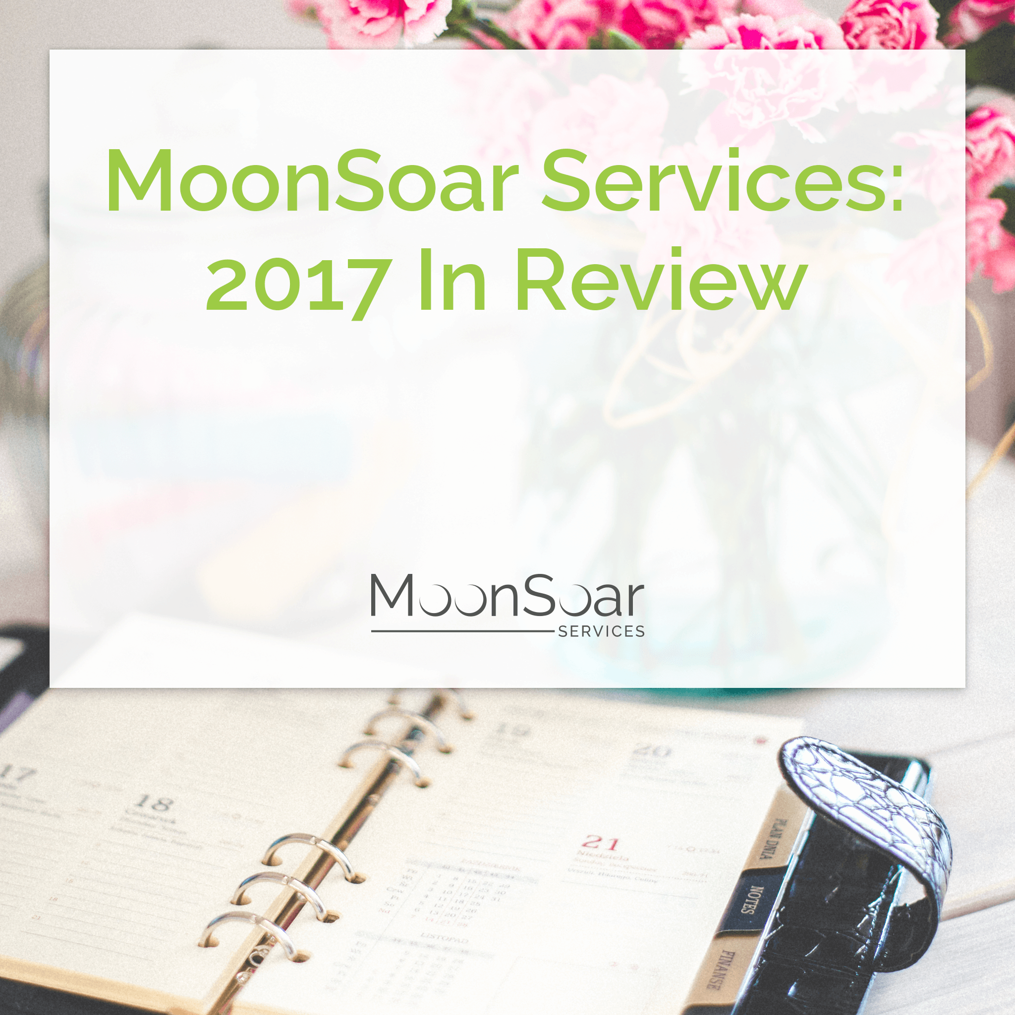 MoonSoar Services: 2017 In Review