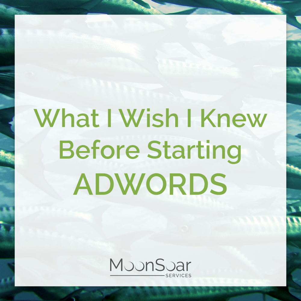 What I Wish I Knew Before Starting AdWords