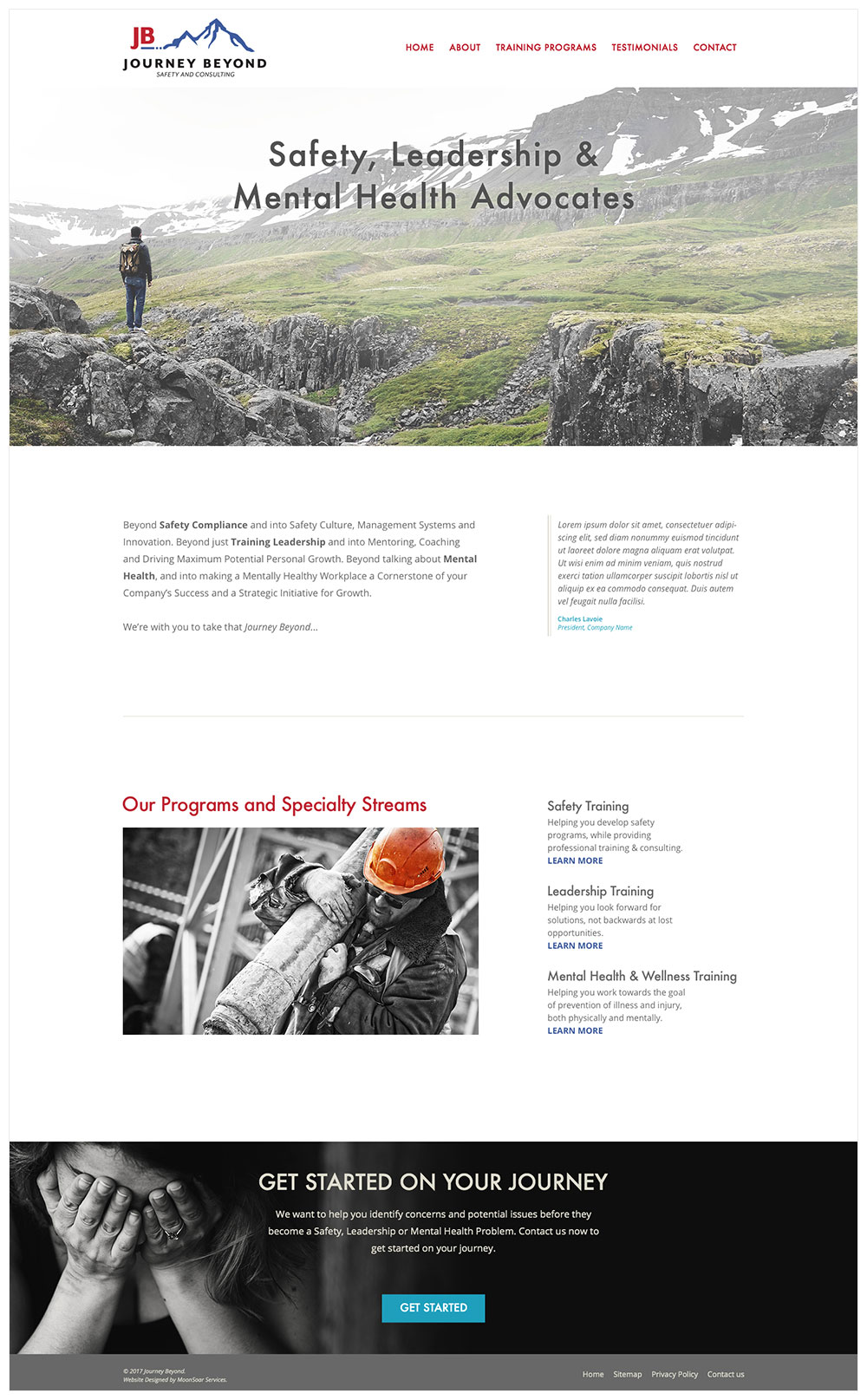 Journey Beyond Website Design